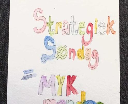 Strategisk søndag / Listelykke